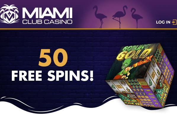 Miami Club Casino Instant Coupon 2021