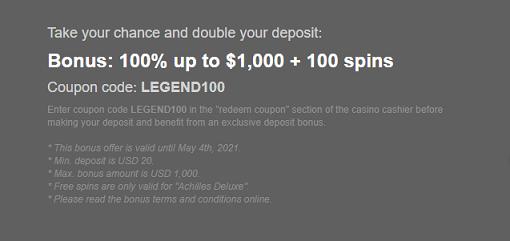 Intertops Red Casino LEGEND100 No Deposit Forum.png
