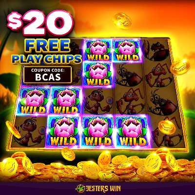 Jesters Win No Deposit Bonus