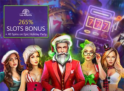Las Atlantis Casino No Deposit Bonus