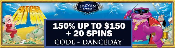 Lincoln Casino DANCEDAY No Deposit Forum.jpg
