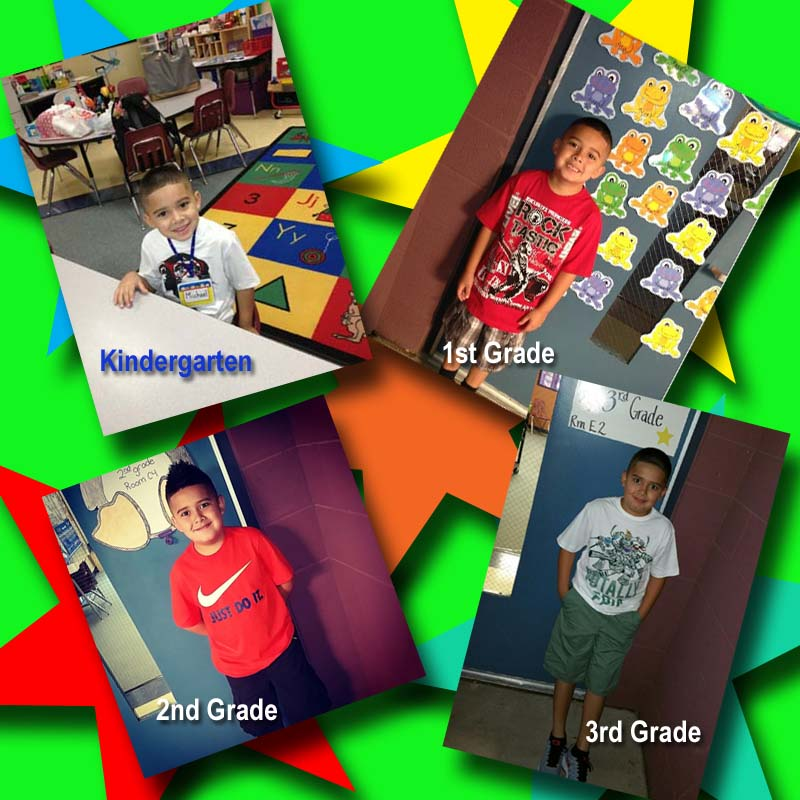 Michael's School Pic Collage - 3rd grade.jpg