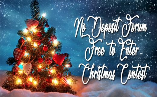No Deposit Forum 2018 Christmas Contest newsletter 12.jpg
