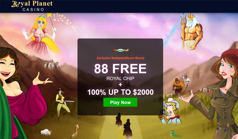 Royal Planet 88  free no deposit forum.jpg