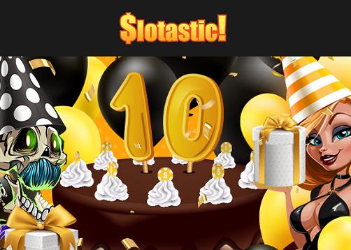 Slotastic No Deposit