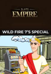 Slots Empire Casino Wild Fire 7's No Deposit Forum.png