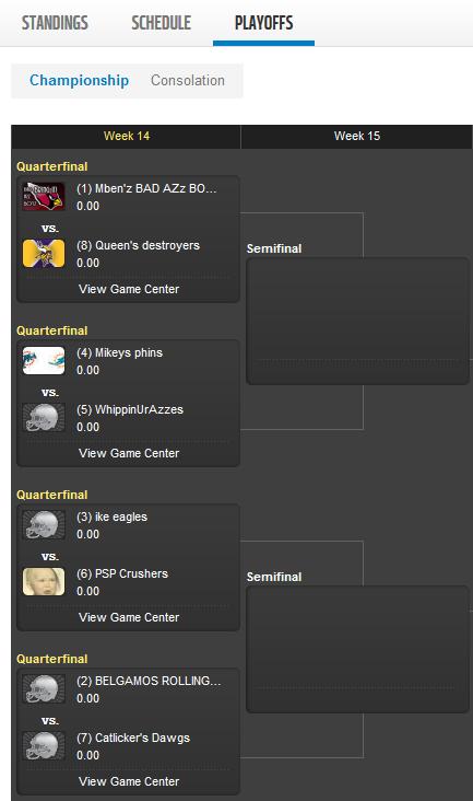 week 14 matchups - quarterfinal playoffs.png