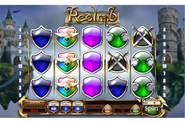 Realms slot
