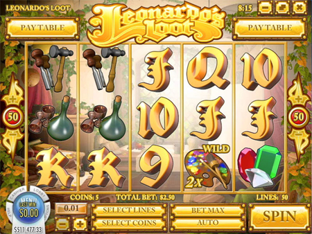 Spiele LeonardoS Loot - Video Slots Online