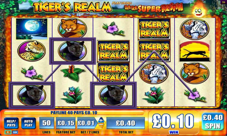 Spiele TigerS Charms - Video Slots Online
